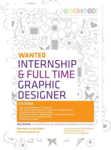 internship egghead west jakarta based branding