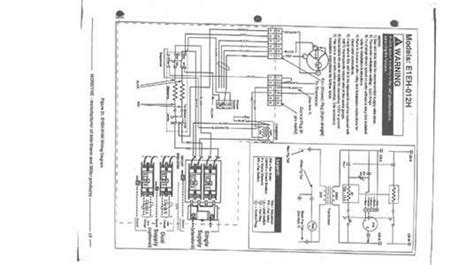 Intertherm Wiring Diagram For Ac Unit by Intertherm E2eb 012ha Wiring Diagram