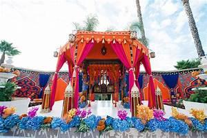 Raj Tents — Luxury Tent Rentals Los Angeles — Indian Theme