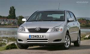 Toyota Corolla 2002 : toyota corolla 5 doors 2002 2003 2004 autoevolution ~ Medecine-chirurgie-esthetiques.com Avis de Voitures