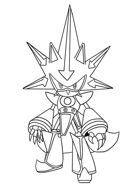 super sonic coloring pages  printable super sonic coloring pages