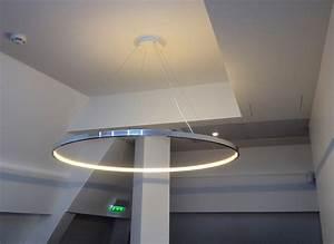 Luminaire Led Suspension : suspension led pour clairage direct indirect omega 120 by le deun luminaires ~ Teatrodelosmanantiales.com Idées de Décoration