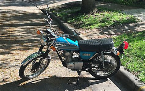 cb 125 honda motorcycles for sale