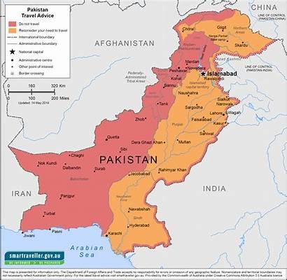 Pakistan Safe Map Travel Syria Crime Safety
