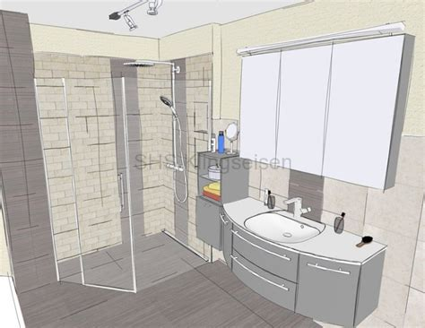 Moderne Badezimmer Nur Mit Dusche by Badezimmer Nur Mit Dusche Edgetags Info