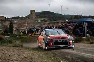 Rallye D Espagne : wrc espagne s bastien loeb vainqueur les voitures ~ Medecine-chirurgie-esthetiques.com Avis de Voitures