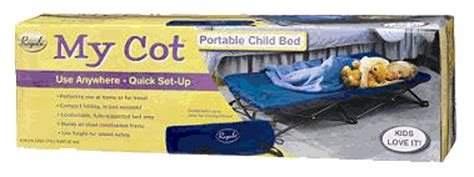 Regalo My Cot Portable Travel Bed by Regalo Portable Toddler Bed Bubs N Grubs