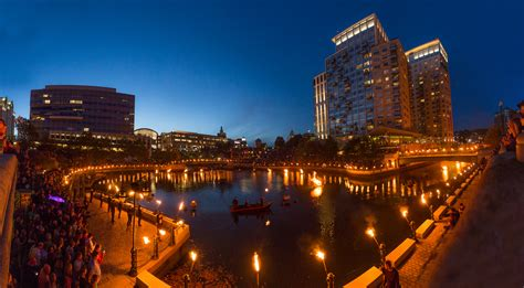 waterfire announces   schedule