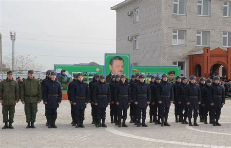 500 Newcomers From Chechnya Join Russian Army Vestnik