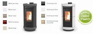 Kit Facade Pour Poêles A Pellets : ets bonnel thermorossi dorica silent convection naturelle ~ Premium-room.com Idées de Décoration