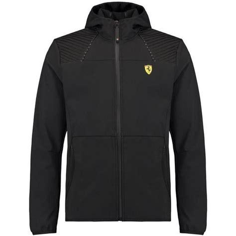 Ferrari formula 1 f1 racing team jacket kids size 92 / 2 years m.schumacher. Scuderia Ferrari Formula 1 Men's Black Softshell Jacket - CMC Motorsports®