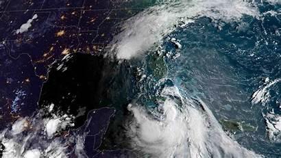 Hurricane Laura Storm Tropical Marco Gulf Update