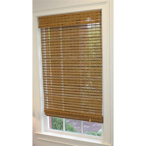 bamboo blinds lowes lowes window shades 2017 grasscloth wallpaper