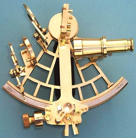 Old Boat Navigation Tools by Sextant Navigation Instrument History Use Youtube