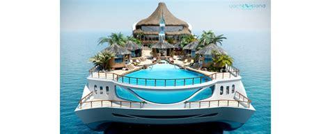 Yacht Island Design Concepts