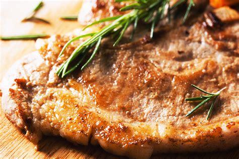 comment cuisiner sa côte de porc échine