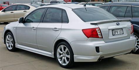 subaru coupe 2010 2010 subaru impreza iii sedan pictures information and