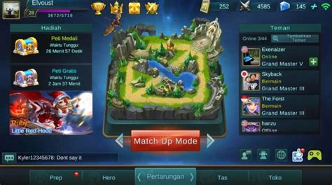 New Cheats Mobile Legends Bang Bang Para Android