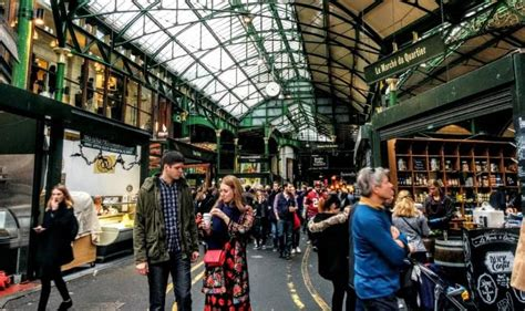 A Complete Guide to Borough Market London   What to eat ...