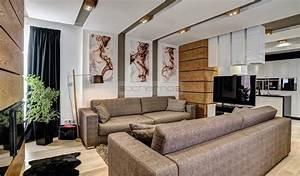 Wohnung Inspiration Wohnung In Grau Moderne Wohnung