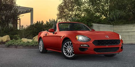 Le Jeep Visalia Ca by 2017 Fiat 124 Spider Le Chrysler Dodge Exeter Ca