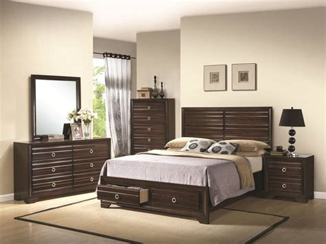 Bedroom Sets Dallas by Dallas Designer Furniture Bryce Bedroom Set With Storage Bed
