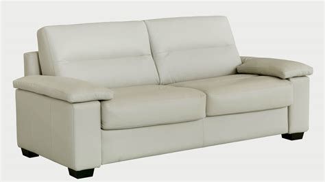 White Sofa Sleeper by Alto White Italian Leather Sofa Sleeper Contemporary