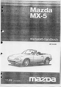 Service Manual Mazda Mx 5 Miata  German