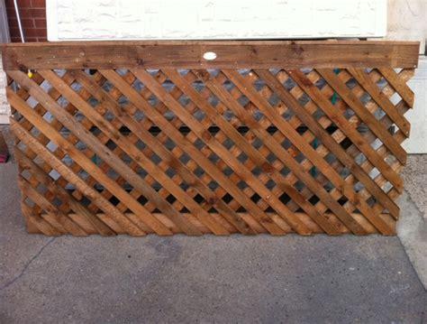 2ft Trellis Fence Panels by Trellis Panel Eaton Fencing