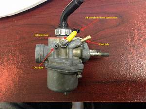 Honda Urban Express Nu50 Carburetor Diagram  U2013 Yamaha Qt50