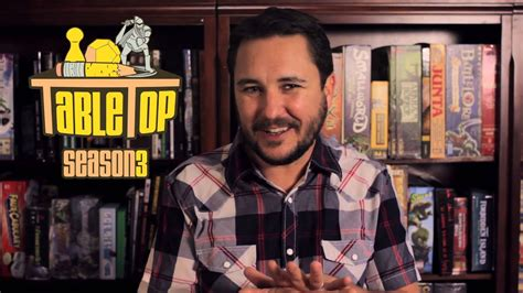 tabletop season     whats  wil wheaton youtube
