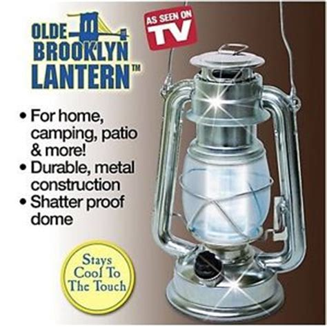 as seen on tv lights lantern fashioned 12 led emergency light as