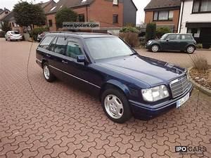 Mercedes 300 Td : 1995 mercedes benz e 300 td car photo and specs ~ Medecine-chirurgie-esthetiques.com Avis de Voitures
