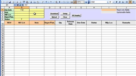 excel order tracking template qualads