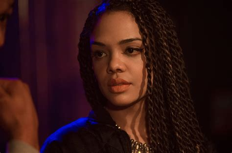 photo de tessa thompson creed lheritage de rocky
