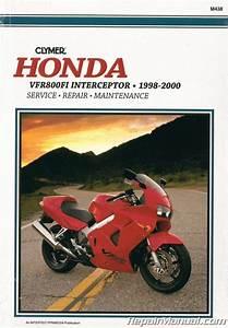 Clymer Honda Vfr 800 Interceptor 1998