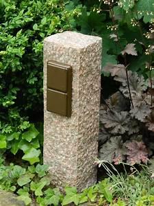 Steckdose Garten Wasserdicht : au ensteckdosen aus naturstein strom im garten gartensteckdose garten und landschaftsbau ~ Orissabook.com Haus und Dekorationen