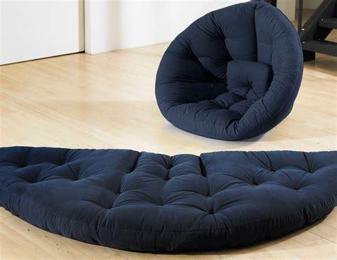 Chair Futon by Fresh Futon Nido Convertible Futon Chair Bed 187 Gadget Flow