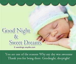 Sweet Goodnight Messages and Cute Goodnight Text Messages ...