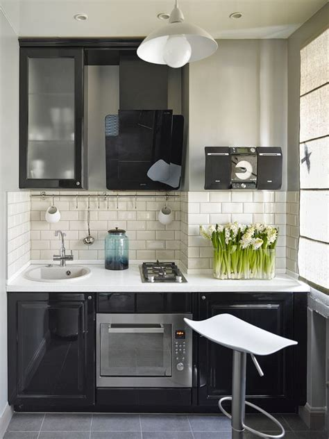 Ideas For Small Kitchens by 17 Fascinating Big Ideas For Decorating Small Kitchens
