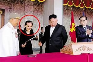 North Korea: Kim Jong-un's sister makes rare public ...