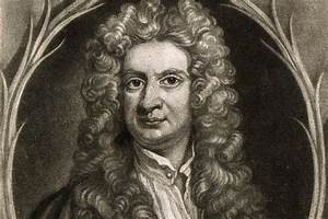 Inspiration Behind Theory of Gravity: Newton's Apple Tree ...