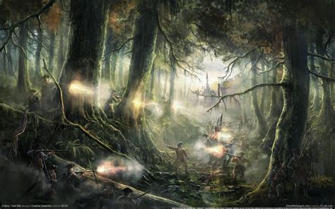 fantasy forest wallpapers wallpaper cave
