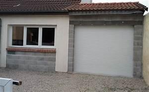 crepis garage With faire un garage en parpaing