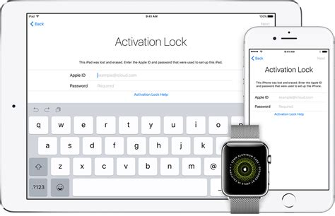 iphone activation lock find my iphone activation lock apple support