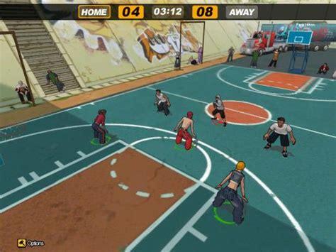 style street basketball play basketball games