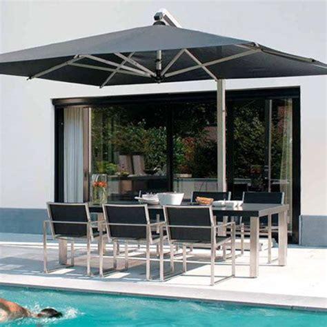 10' x 13' Aluminum Cantilever Umbrella | Outdoor umbrella ...