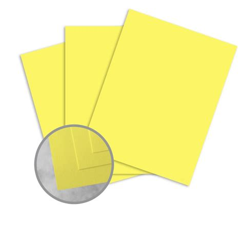 Yellow card may refer to: Bright Yellow Card Stock - 8 1/2 x 11 in 65 lb Cover Smooth | Exact Brights Card Stock 3-26501-P