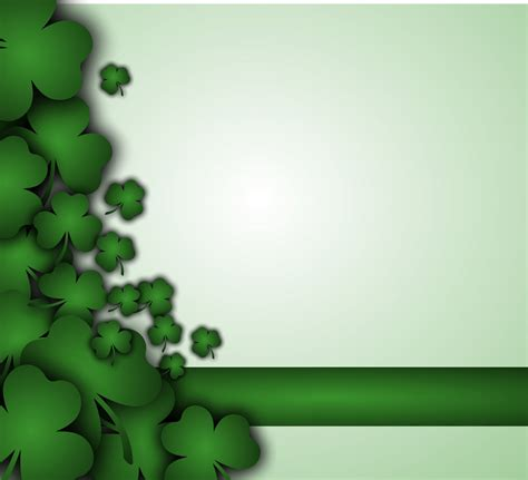 St Patricks Day Background St S Day Background Free Stock Photo