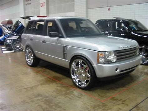 Land Rover Range Rover Modification by Rangerover22 2003 Land Rover Range Rover Specs Photos